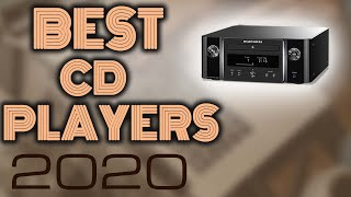 🆕 TOP 5: Best CD Players 2020