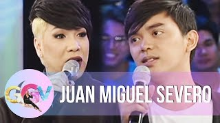 Juan Miguel shares about his love life | GGV