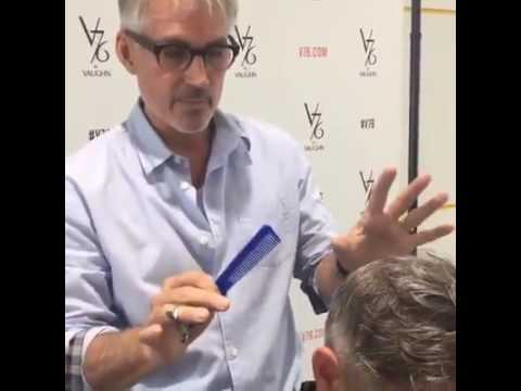 V76 Founder Vaughn Acord Men's Grooming Demonstration
