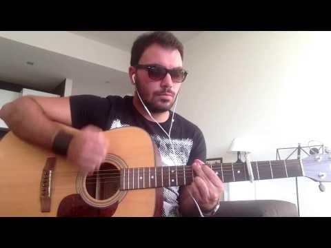 Negrita - Anima Lieve (Acoustic Version) Cover by Domenico Emanuele