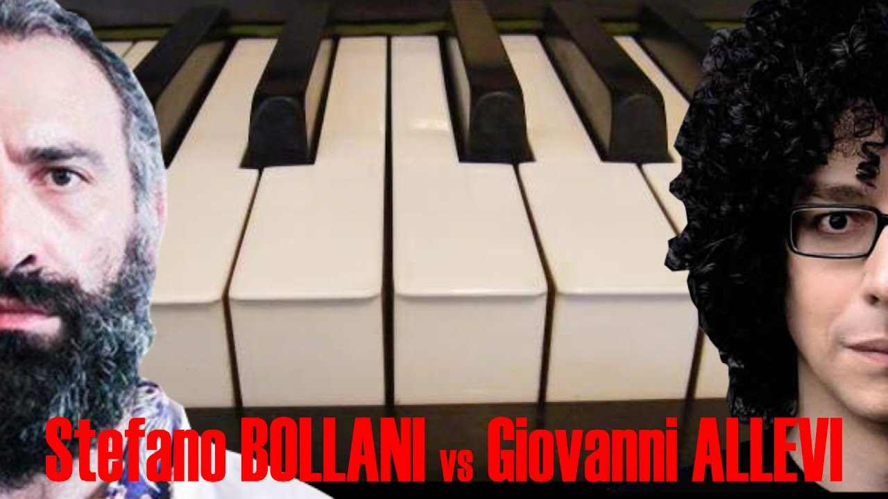 stefano bollani vs giovanni allevi cos 39 la musica vlog on the road youtube. Black Bedroom Furniture Sets. Home Design Ideas