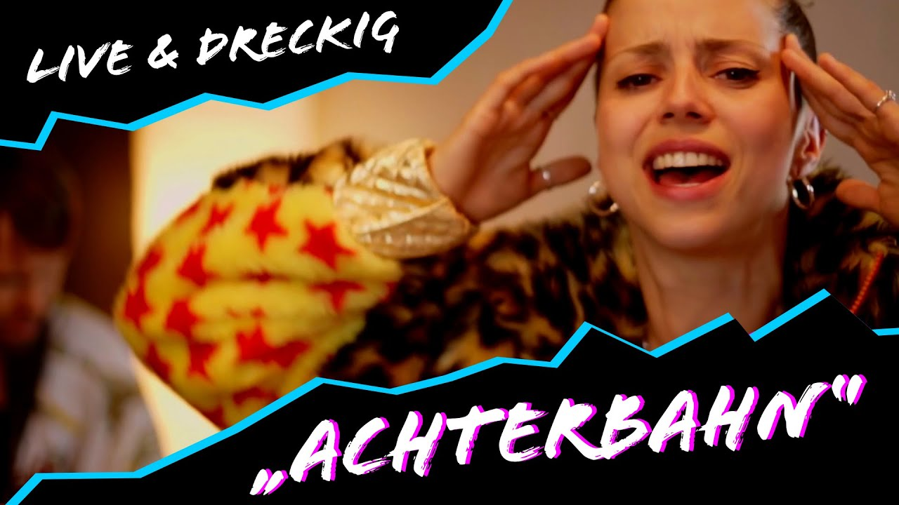 TOCHTER - Achterbahn (Clueso Cover) - YouTube