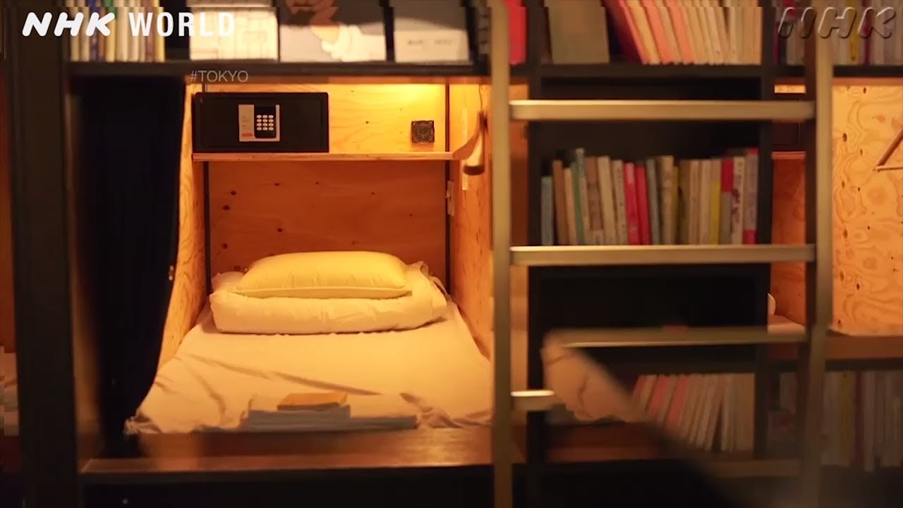 Photo of Novel Accommodations [Hotels] – #TOKYO [Japan] – video