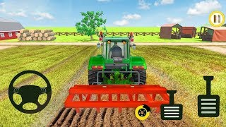 US Harvester Farming Sim (by Gamesoft Studios) Android Gameplay [HD]