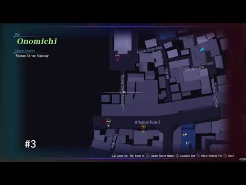 Yakuza 6: Secret Of Onomichi - 9 Shrine Locations Gather Info on the Code The City Must Have Answers