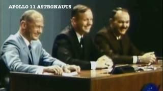 Apollo 11 – a pop-up exhibit