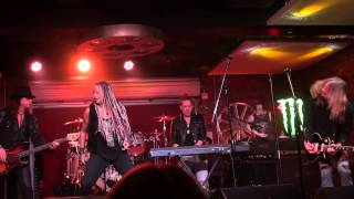 Debby Holiday - Acid Queen - Lucky Strike Ultimate Jam Night 9-16-15
