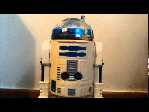 how to make a life size r2d2