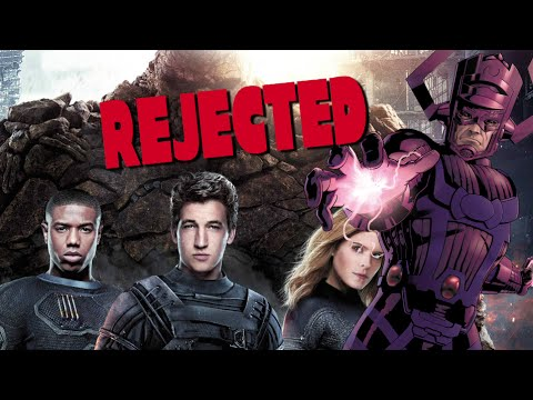 Josh Trank's Original Fantastic Four??? - REJECTED MOVIE IDEAS