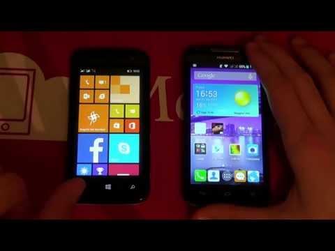 Archos 40 Cesium VS Huawei Ascend Y520 - Confronto Smartphone Economici Dual Sim - MobileOS.it