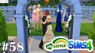 Свадьба в рыцарском замке - My Little Sims - #58