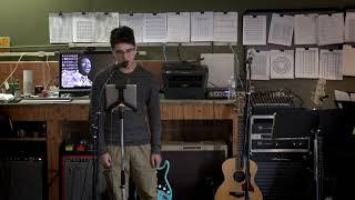 Jadin Performing All of Me Main Street Music and Art Studio