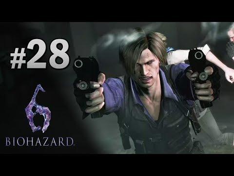 #28 再遇 Leon   Biohazard 6 生化危機 6 中文版