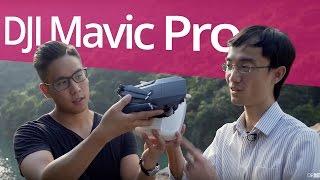 DJI Mavic Pro Hands-on First Impression