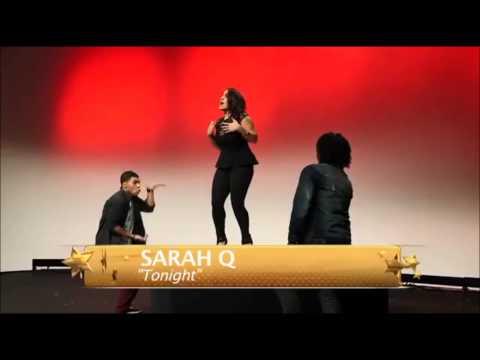 Ryan with the Upbeat Dancer  Season 1