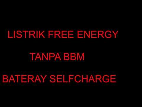 Listrik Tenaga Sepeda Motor dan Free Energy Concept