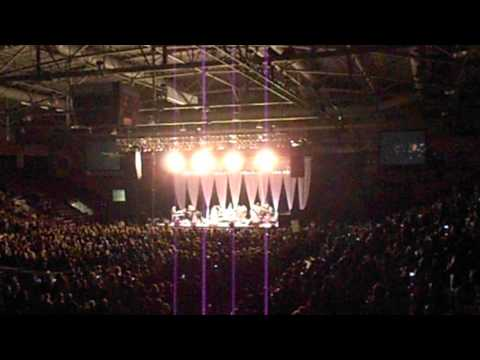 Googoosh Concert- Toronto- April 2012- Happy Birthday Googoosh