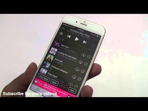 Saavn App for iPhone Review - Stream & Download High Quality Music