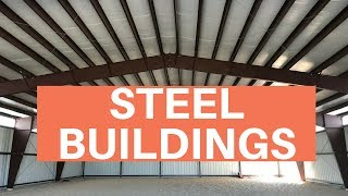 Steel Buildings by AMF Steel Buildings https://www.amfsteel.com Our metal building kits are prefab and ready to buy today. 1-800-