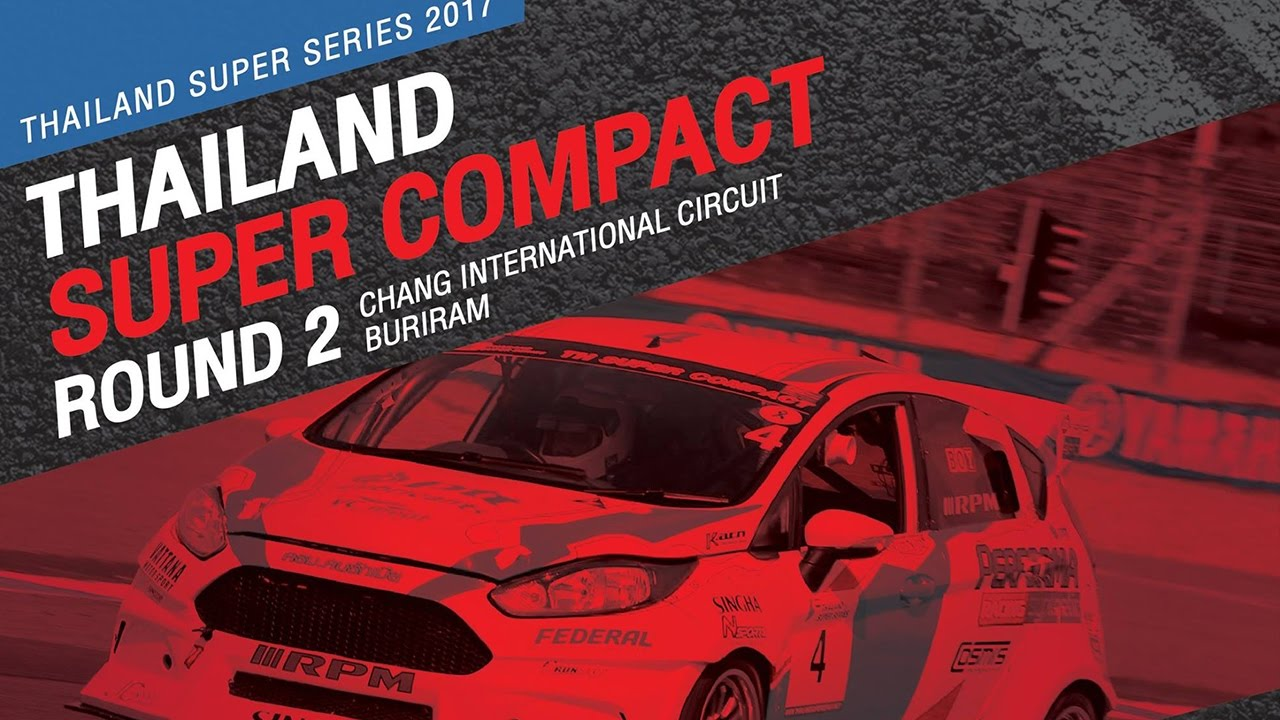 TH Super Compact Rd.2 | Chang International Circuit, Buriram