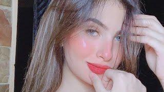 اخر مقطع تيك توك ليه   رودينا احمد   اغنية انا عيني علي التاتو