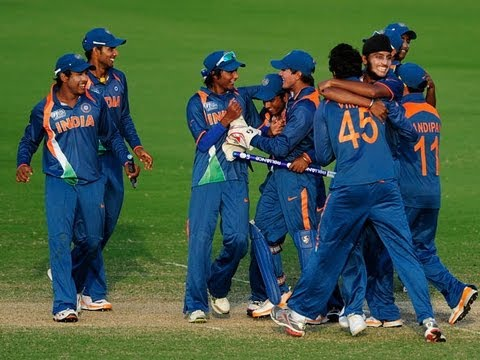 India under19's vicecaptain's inspiring speech before the 2012 World Cup final