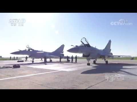 Aviadarts 2017 China airforce J-10B  Lost to Su-35
