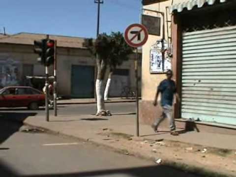 In the streets of Asmara, part 1