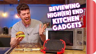 Chefs Vs Normals: Reviewing High(er) End Kitchen Gadgets