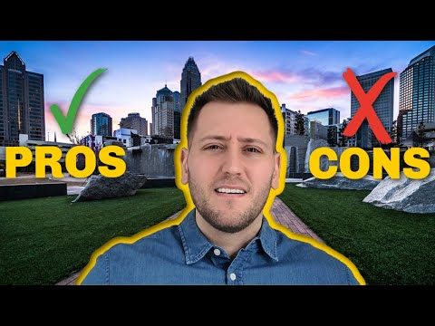 Pros and Cons of Living in Charlotte NC