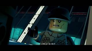 LEGOスターウォーズ カイロレンの八つ当たりシーン カイロレン 検索動画 14