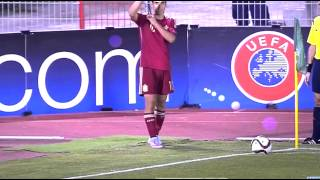 Испания - Россия, U-19, 2:0, финал Чемпионата Европы по футболу 2015, 19.07.2015