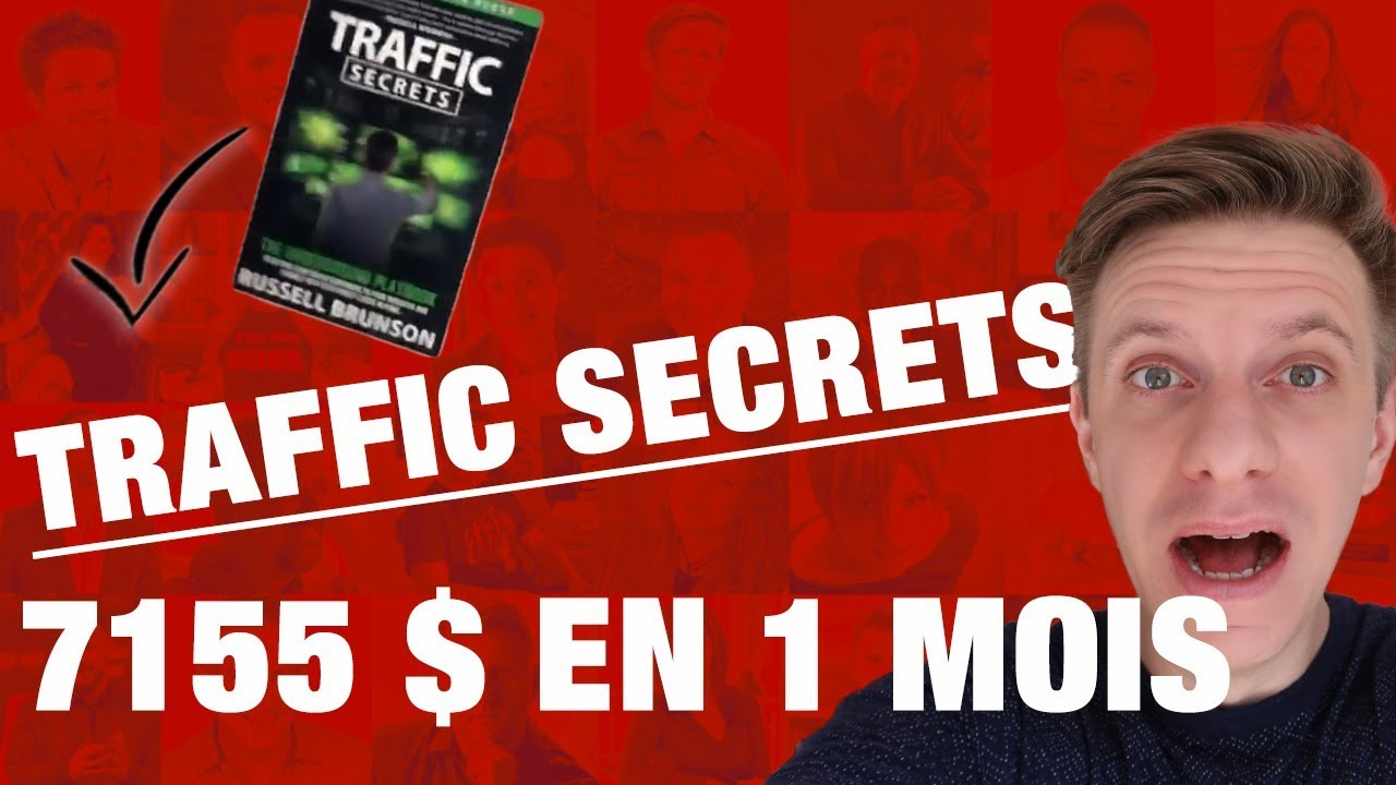 [CLICKFUNNELS] Traffic Secrets Book | L'Opportunité 2019 pour l'Affiliation !