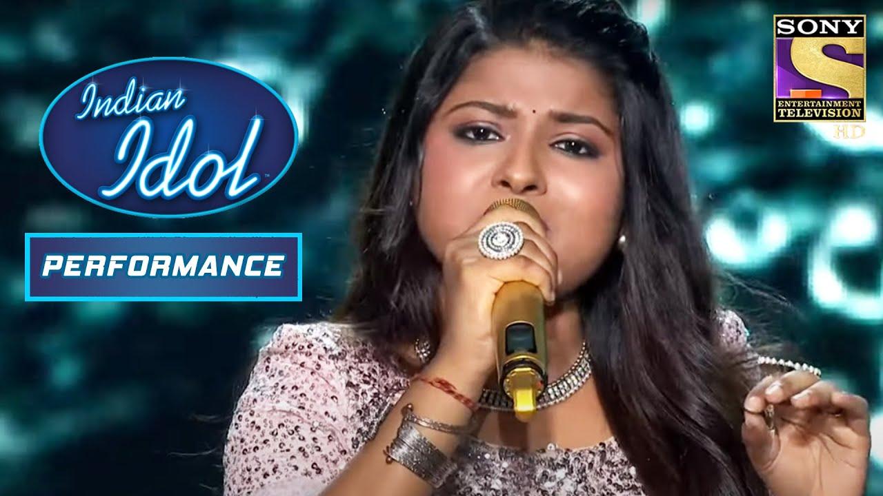 Download 'Bheegi Bheegi Raaton Mein' पे Arunita ने दिया Sizzling Performance | Indian Idol Season 12