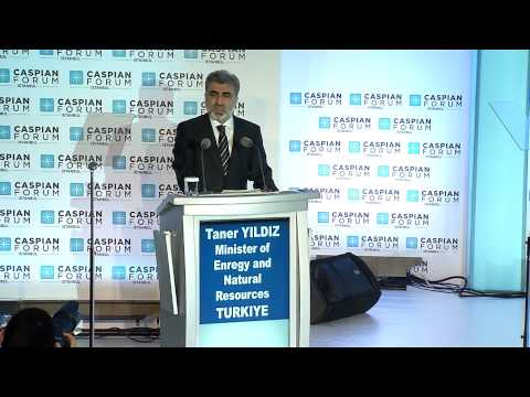 Caspian Forum 2013 Istanbul, December 5th, Opening Remarks - 05.12.2013