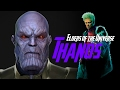 Thanos Quest in Avengers Infinity War & The Elders of The Universe in the MCU