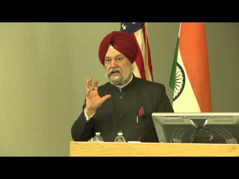 UVU: Visiting Dignitaries Hardeep Singh Puri