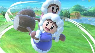 All Character Gameplay Changes and New Moves Part 2 - Super Smash Bros. Ultimate