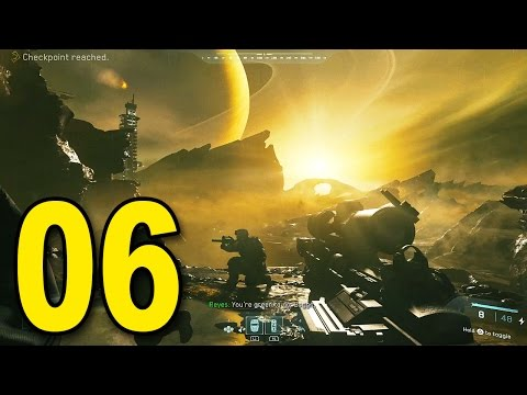 Infinite Warfare - Part 6 - Saturn's Moon