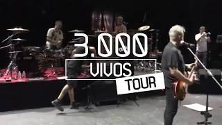 Gira México Marzo 2018 | 3000 VIVOS TOUR