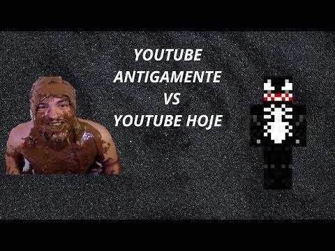 Mudança De Conteúdo No YouTube