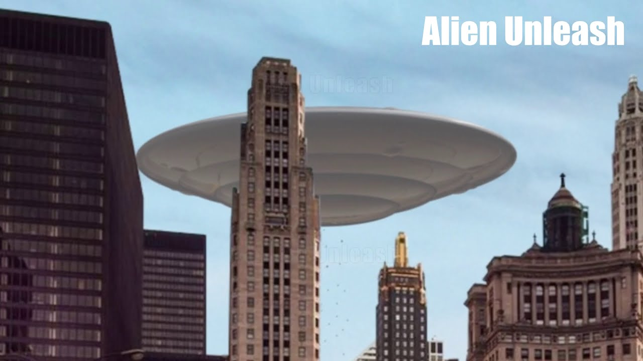 BAFFLING UFO ALIEN ABDUCTION OVER NYC!!! 1st June 2018!!!
