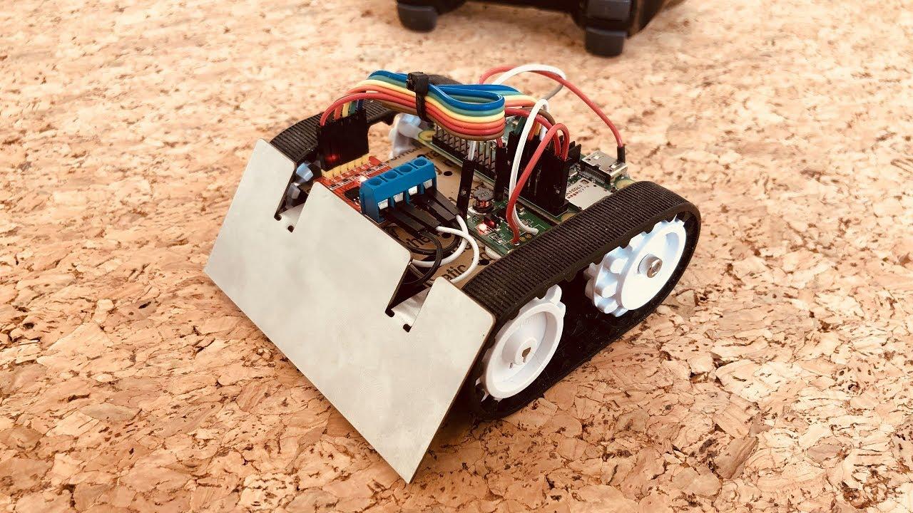 [XOTG_4463]  I made a mini Raspberry Pi (Zero W)