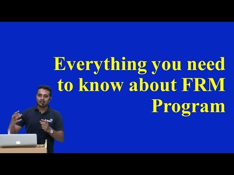 Everything You Need To Know About Frm Program