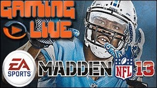 GAMING LIVE Xbox 360 - Madden NFL 13 - Jeuxvideo.com