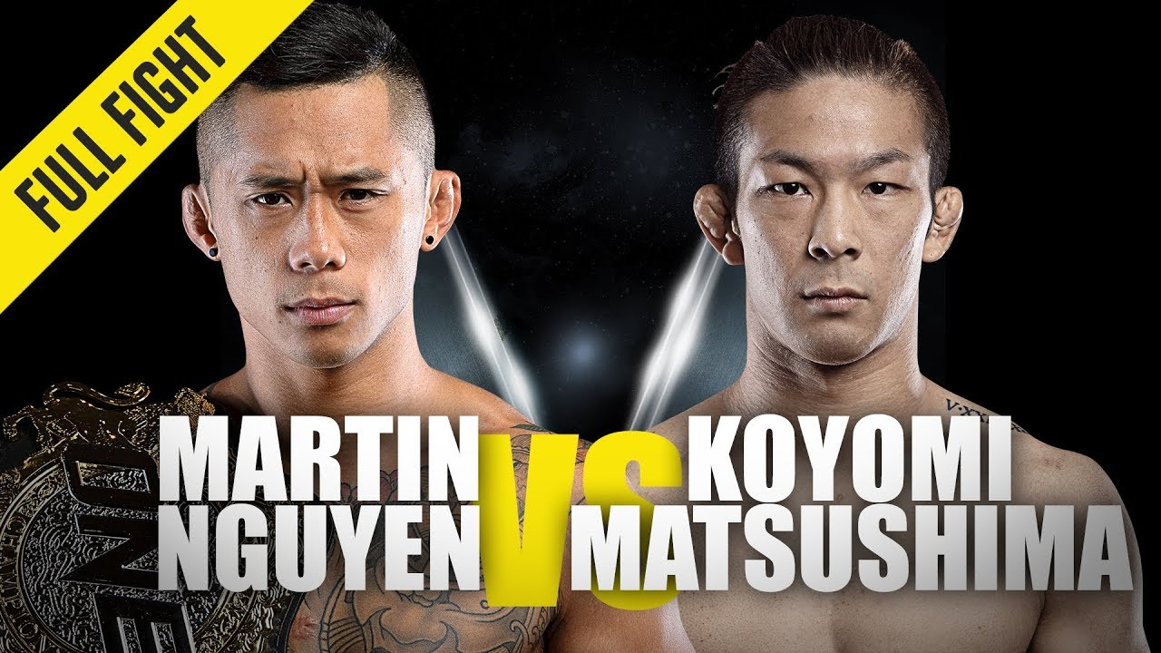 Download Martin Nguyen vs. Koyomi Matsushima | ONE Full Fight | Still On Top | August 2019
