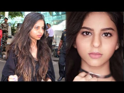 Thumbnail: Shah Rukh Khan's Daughter Suhana Khan's WONDERFUL New Look For Birthday