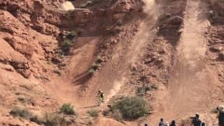 Remy Metailler -  Fast Rampage run 2016 filmed by Brett Tippie
