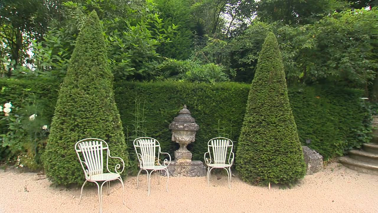 jardin de normandie les jardins d 39 agapanthe youtube. Black Bedroom Furniture Sets. Home Design Ideas