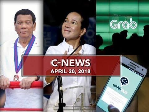 UNTV: C-News (April 20, 2018)